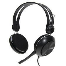 Stereo Gaming Headphone Earphone Headset with Mic Microphone for Phone PC Laptop