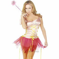 Womens Sexy Fantasy Halloween Costumes Sizes XS S M L XL