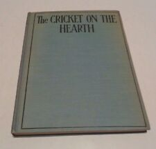 THE CRICKET ON THE HEARTH/THE SEVEN POOR TRAVELERS HC/Undated Charles Dickens-V