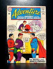 COMICS: DC: Adventure Comics #320 (1964), 1st Radiation Roy app - (batman/flash)