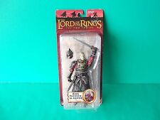 """Lord of the Rings Two Towers King Theoden in Armor 6.5""""in Sword Slashing Figure"""