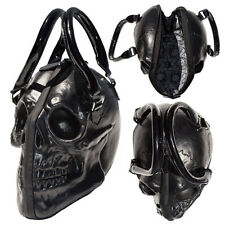 Kreepsville 666 SKULL COLLECTION Handbag Black Skull Bag Kreepsville 666 Bag