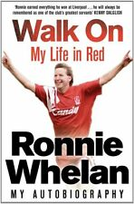RONNIE WHELAN ___ WALK ON __ MY LIFE IN RED ___ BRAND NEW ___ FREEPOST UK