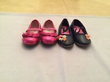 Girls, Baby ballerina shoes Sz6 lot 2 Carters and Stride rite