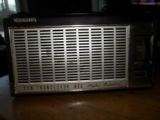 Vintage YORK Ten Transistor AM Radio High Fidelity ATL Model TR-100