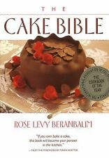 The Cake Bible, Rose Levy Beranbaum, Acceptable Book