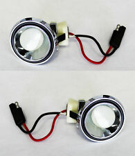 New! 1969-1970 Ford Mustang Fastback Interior Sail Lights Pair Left & Right Side