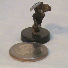 Dungeons & Dragons 12+ Boys & Girls 2005 38/60 Kobold Miner Common Underdark NIB