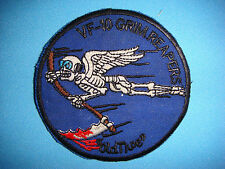 KOREA WAR BE PATCH US Navy VF-10 GRIM REAPERS