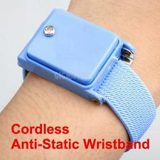 Cordless Wireless Anti Static ESD Discharge Cable Band Wrist Strap Slim Tools