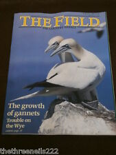 THE FIELD - GARNETS - JULY 13 1985