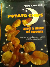 B11 POTATO CHIPS and a slice of moon Poems