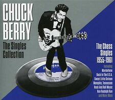 CHUCK BERRY THE SINGLES COLLECTION, THE CHESS SINGLE 1955 - 1961 - 2 CD BOX SET