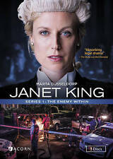 Janet King, Series 1: The Enemy Within New DVD! Ships Fast!
