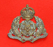 British Army. Derbyshire Imperial Yeomanry Cap Badge