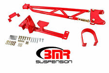 BMR Suspension TA011, Torque Arm, Tunnel Mount, Stock Exhaust, W/DSL