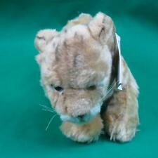 NEW SOS KING OF THE JUNGLE BABY LION PLUSH SAVE ARE SPACE PLUSH STUFFED CUB