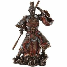 Sun Wu Kong Beauty Monkey King Enchanted West Figurine Statue Energy Knowledge
