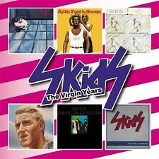 Virgin Years - Skids (2015, CD NIEUW)6 DISC SET