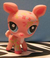 Littlest Pet Shop #1356 Pink Postcard Pet Deer