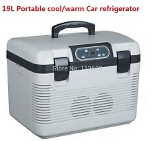 Car Cooler Freezer Warmer Fridge Refrigerator 19 Litres Double Cooling Point