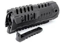 CAA Tactical M4S1-IDS Three Black Picatinny Polymer Rails Hand Guard System.