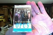 Opu 5- The New Sound of Brazil- new/sealed cassette tape