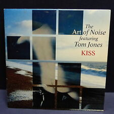 THE ART OF NOISE Featuring TOM JONES Kiss ( PRINCE ) 871038-7