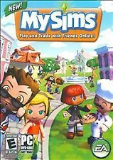 MY SIMS (PLAY AND TRADE WITH FRIENDS ONLINE!) MYSIMS **NEW/SEALED**