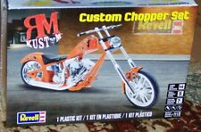 Revell Monogram Harley Davidson Chopper motorcycle Customizing model kit 1/12