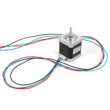 JK42HS48-1684 Nema 17 Stepper Motor 45Ncm 2A 4-wire 1m Cable for DIY 3D Printer