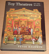 Toy Theatres of the World Peter Baldwin Signed by the author - QE2 1992