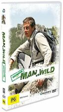 MAN Vs WILD Destination USA NOT SEALED DVD 2010 Region 4 Rating PG Free Shipping