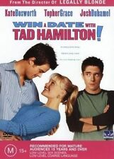WIN A DATE WITH TAD HAMILTON! - 2004- R4 LIKE NEW DVD JOSH DUHAMEL KATE BOSWORTH