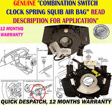 COMBINATION SWITCH CLOCK SPRING SQUIB AIR BAG FITS ELGRAND 2.5 3.5 E51 2002-10