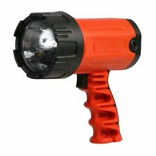 LED SPOTLIGHT TORCH SUPER BRIGHT HANDHELD SPOT LIGHT