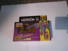 G1 Japanese Transformers D-68 Swindle Combiner Bruticus MISB MIB afa ready