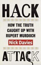 Hack Attack von Nick Davies (2014, Gebunden)