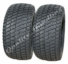 Set of 2-15x6.00-6 4ply turf grass lawn mower tyre 15 6 6 tire ride on lawnmower