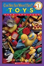 Can You See What I See?: Toys Read-and-Seek: Picture Puzzles to Search and Solve