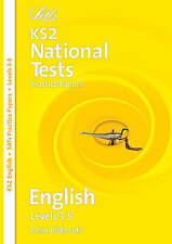 KS2 English: Levels 3-5 (SATs/National Tests Practice Paper Folders) (Assessment