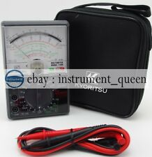 KYORITSU 1109s Analogue Multimeters with Carrying Case  !!brand-new!!