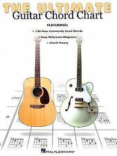 Ultimate Guitar Chord Chart (1999, Paperback) (FREE 2DAY SHIP)