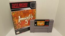 Romancing SaGa 3 - English SNES Translation NTSC RPG Role Playing