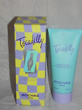 Rochas TOCADILLY Perfumed Shower Gel 6.8 oz New NIB