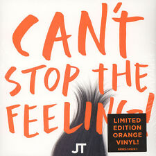 "Justin Timberlake - Can't Stop The Feeling (Vinyl 12"" - 2016 - US - Original)"