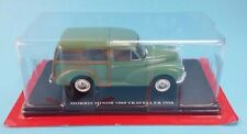 Morris Minor Traveller - 1958   1:24  New & Box Diecast model véhicle miniature