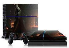 Schutzfolie Skin Aufkleber Sticker für Playstation 4 PS4 -- 073