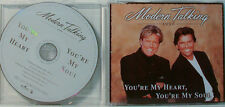 MODERN TALKING -  YOU ARE MY HEART, YOU'RE MY SOUL - MAXI CD (O99)