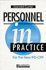 Personnel in Practice, Donald Currie